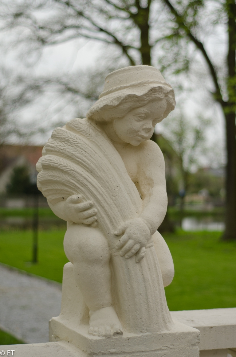 Brzezina- detal parkowy