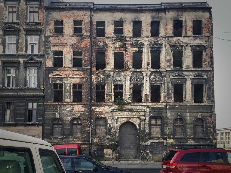 malownicza ale jednak ruina